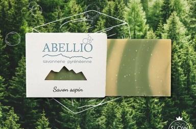 Savon Abellio à Luchon