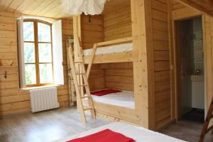 Rénovation bois à la Safranada