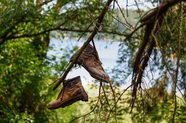 Chaussures de randonnée Salomon Homme