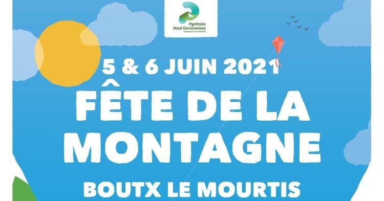 Fête de la montagne de Boutx Le Mourtis
