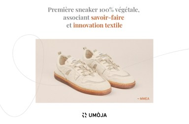 Chaussures végétales MMEA de Umòja