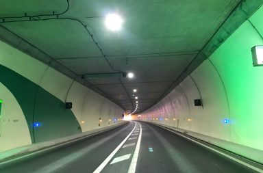 Tunnel de Saint-Béat