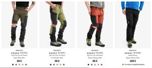 Pantalon de randonnée GTX Zip-Off Pro de RevolutionRace