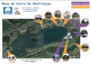 Base de loisirs de Montréjeau