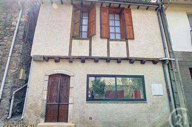 Maison de village à vendre Saint-Béat Century21