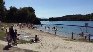 Plage Lac de Montréjeau