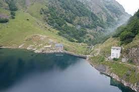 Lac d'Oô 100 ans (photo EDF)