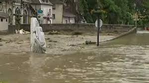 Inondation Saint-Béat