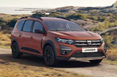 Dacia Jogger 7 places