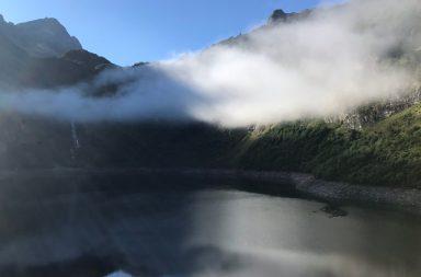 Lac d'OO randonnée pyrénées