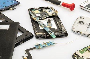 Réparer téléphone