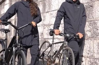 Cimalp Protekt tenue pluie vélo