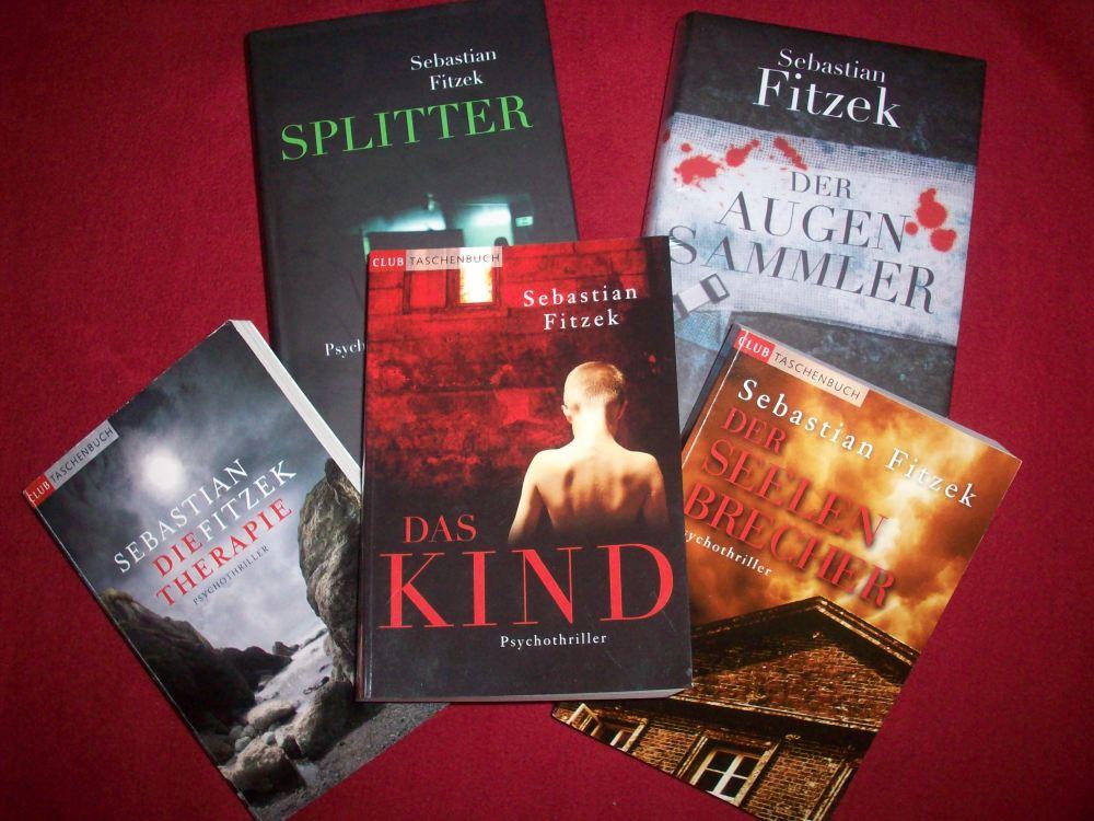 Herbstzeit ist Lesezeit- heute mit Sebastian Fitzek (1/6)