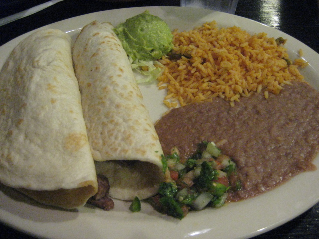 Alamo Cafe | San Antonio, Texas | Fajita Dinner