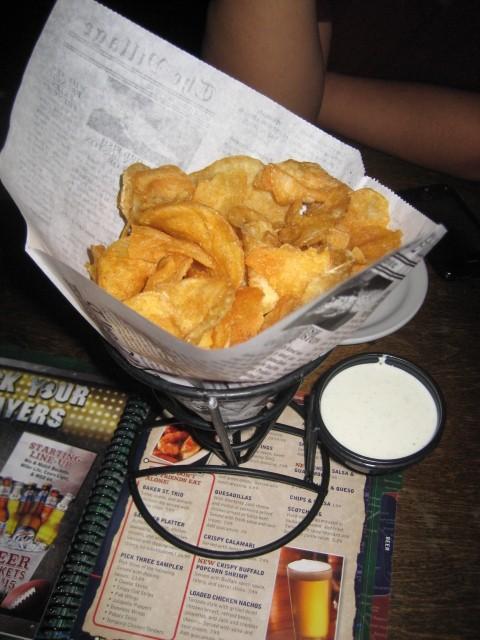 Baker Street | Katy, Texas | Kettle Chips