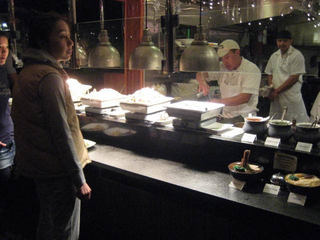 Tokyo One Sushi & Grill Buffet | Houston, Texas | Buffet Line