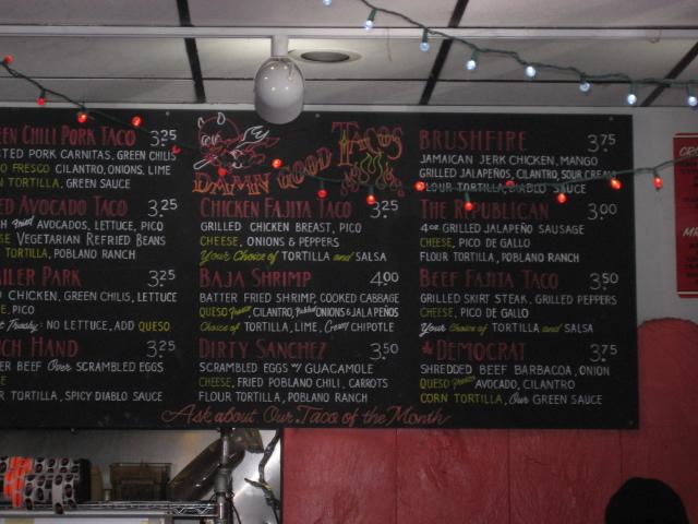 Torchy's Taco | Austin, Texas | Menu