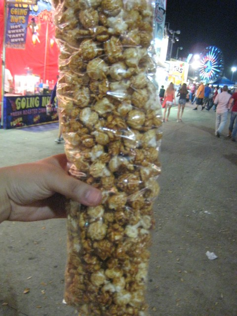Houston Rodeo | Caramel Popcorn