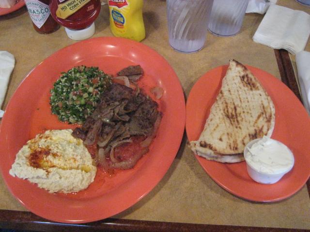 Red Oak Grill | Katy, Texas | Gyro