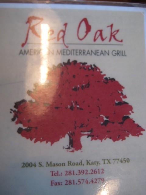 Red Oak Grill | Katy, Texas