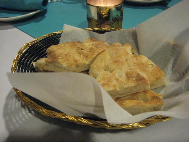 Turquoise Grill | Houston, Texas | Shepherd's Bread