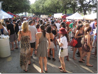 2011 Houston Beer Fest | Crowd