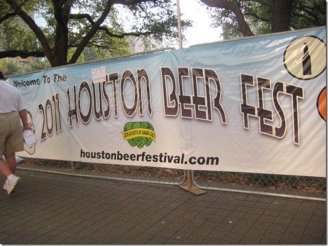 2011 Houston Beer Fest