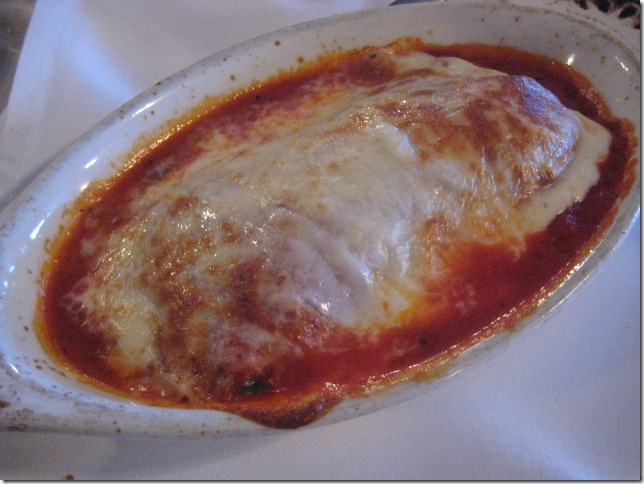 Lasagna House III | Houston, Texas | Cannelloni Meat
