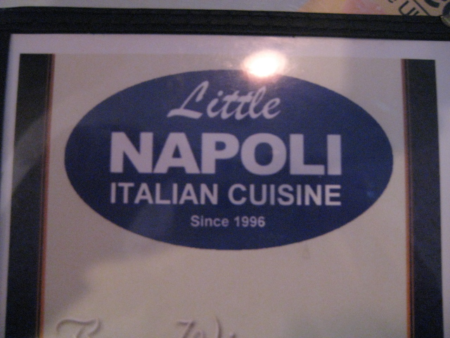 Little Napoli Italian Cuisine | Houston, Texas