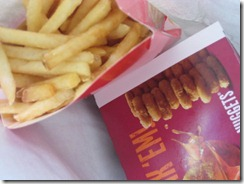 McDonald's Fries and Nuggets