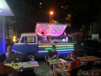 Jeepney Bar | Phuket, Thailand