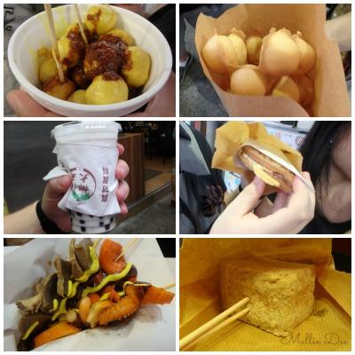 Street Food | Mong Kok, Hong Kong