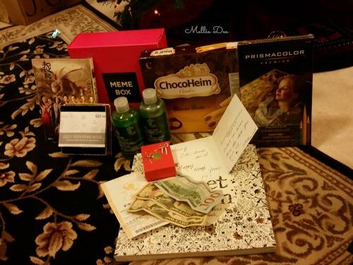 Christmas 2015 Gifts