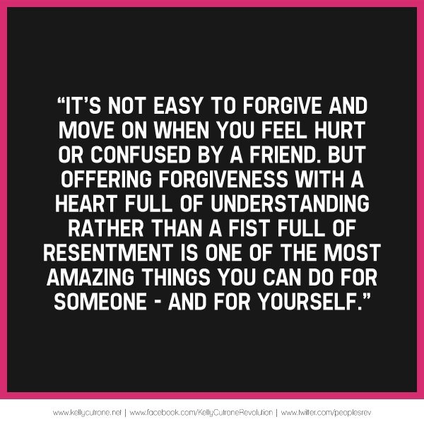 quote forgive understand friends that hurt you