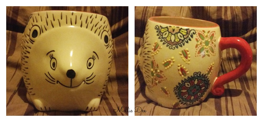 Hedgehog Mug Gift