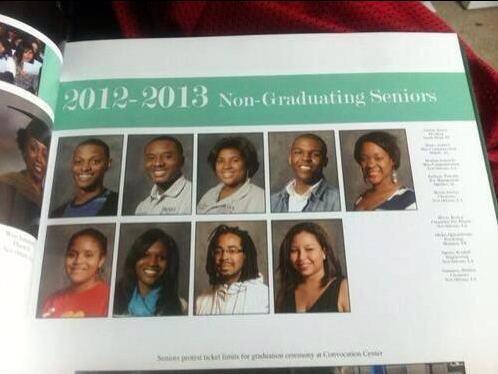Non Graduates Yearbook