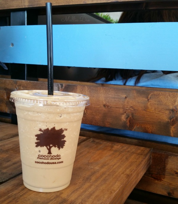 Cocohodo | Katy, Texas | Ice Blended Caramel Macchiato