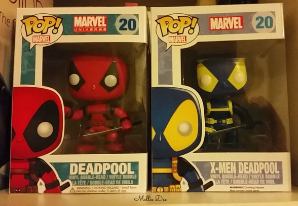 Deadpool Pop Marvel Funko