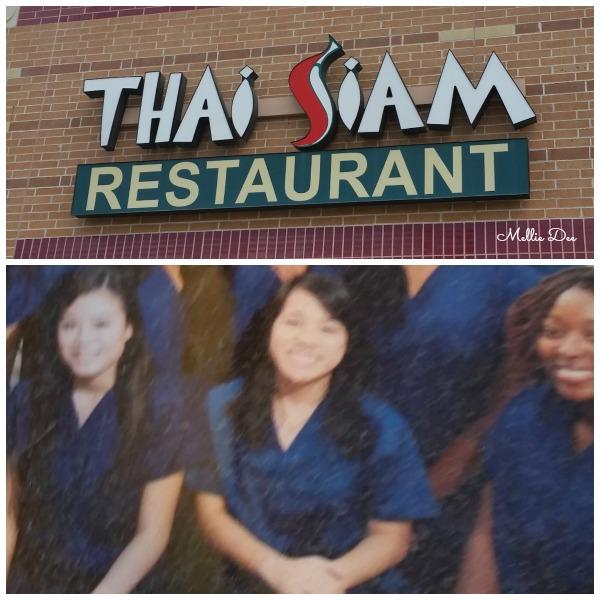 Thai Siam Restaurant Houston, Texas