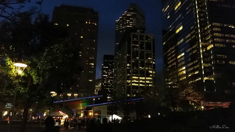 Houston Downtown Discovery Green