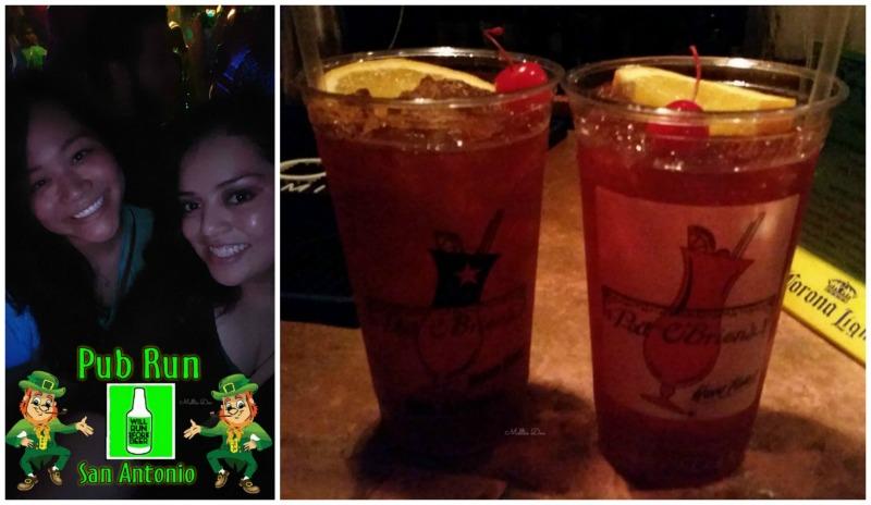 Pub Run St Patty's San Antonio, Texas | Hurricanes & Patricia