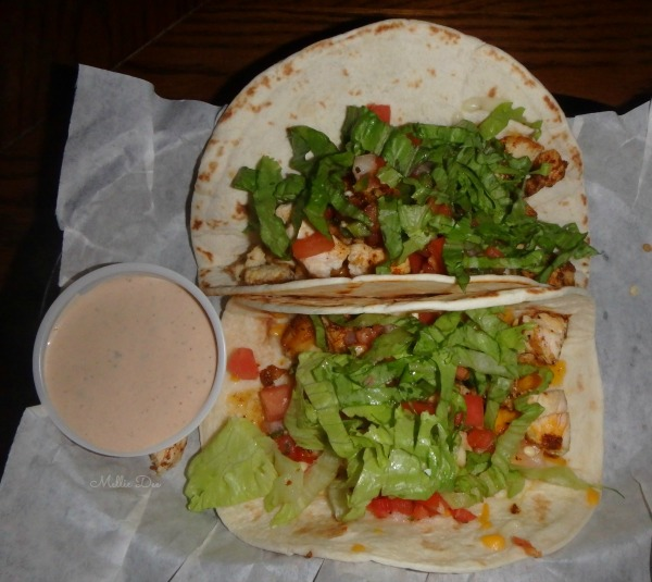 Buckley's | Seattle, Washington | Blackened Chicken Tacos