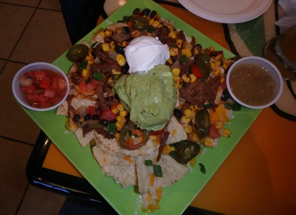 Casa del Agave | Seattle, Washington Airport | Nachos