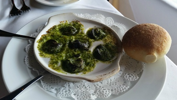 Etoile Cuisine Et Bar | Houston, Texas | Escargots a la Bourguignonne