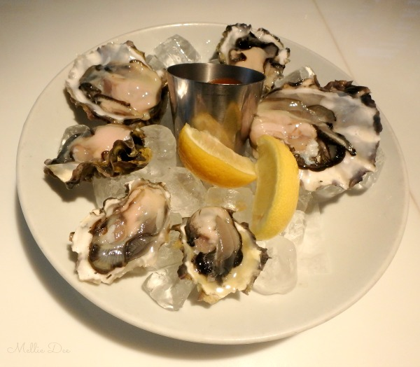 Flying Fish | Seattle, Washington | Oysters
