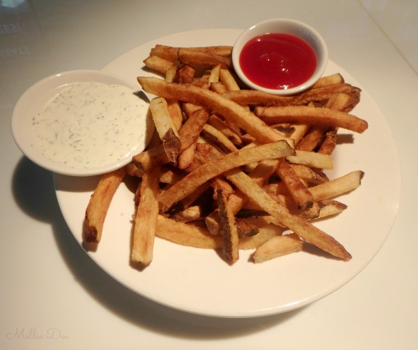 Flying Fish | Seattle, Washington | Truffle Fries