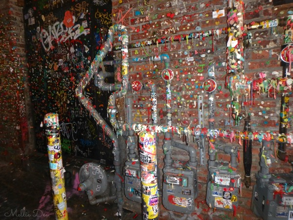 Gum Wall | Seattle, Washington