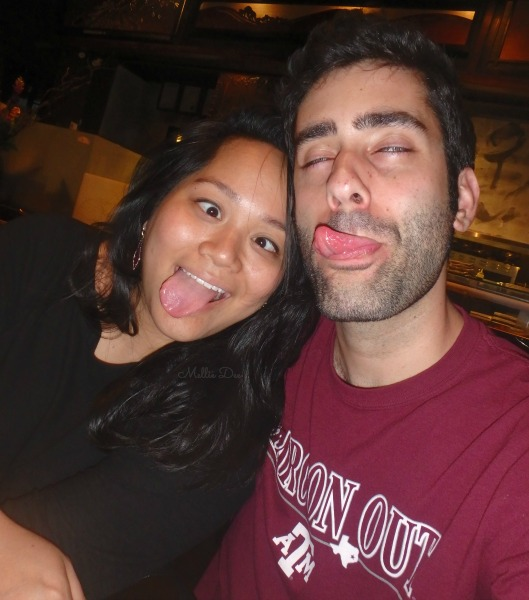 Kingyo Japanese Izakaya| Vancouver, Canada | Mellie Dee & Scruffy Silly Faces