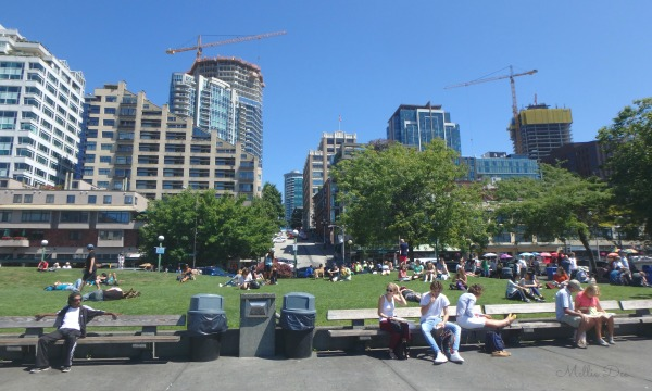 Pike Place Market | Seattle, Washington | Buildings