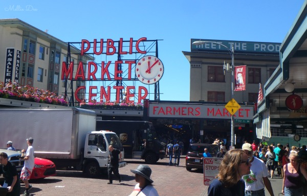Public Market Center | Seattle, Washington
